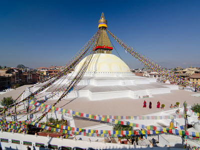 Nepal Panorama Tour  » Click to zoom ->